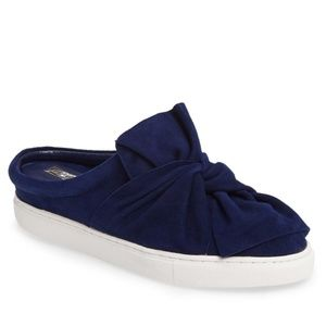 Halogen - Manny Knotted Slip-On Sneakers